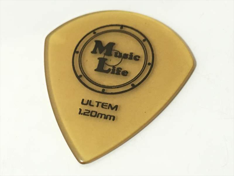 50円 ウルテムピック ULTEM (ウルテム) JAZZ XL 1.20mm 【10月】MLピックの人気・売れ筋ランキングTOP15! 一番の人気はULTEM (ウルテム) JAZZ XL 0.88mm ピック