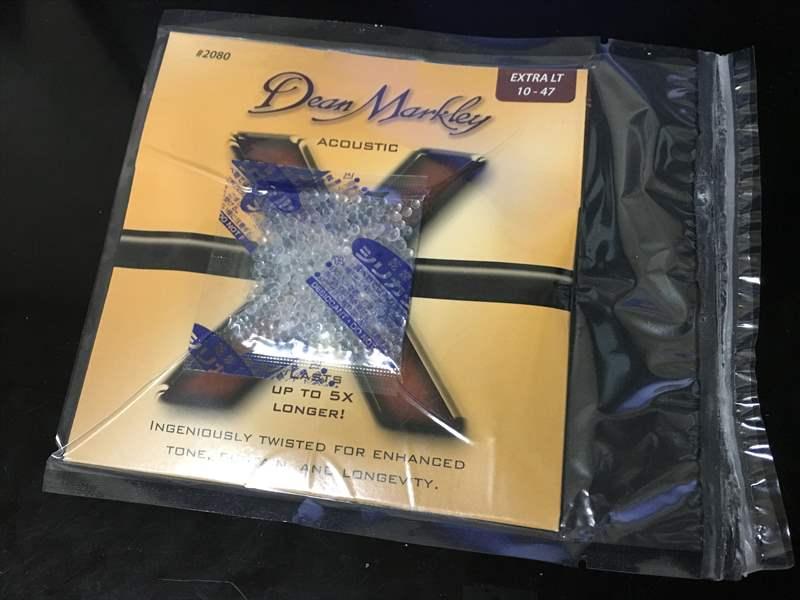 1050円 Helix XL 80/20 #2080 10-47 アコースティックギター弦 Dean Markley ディーンマークレー