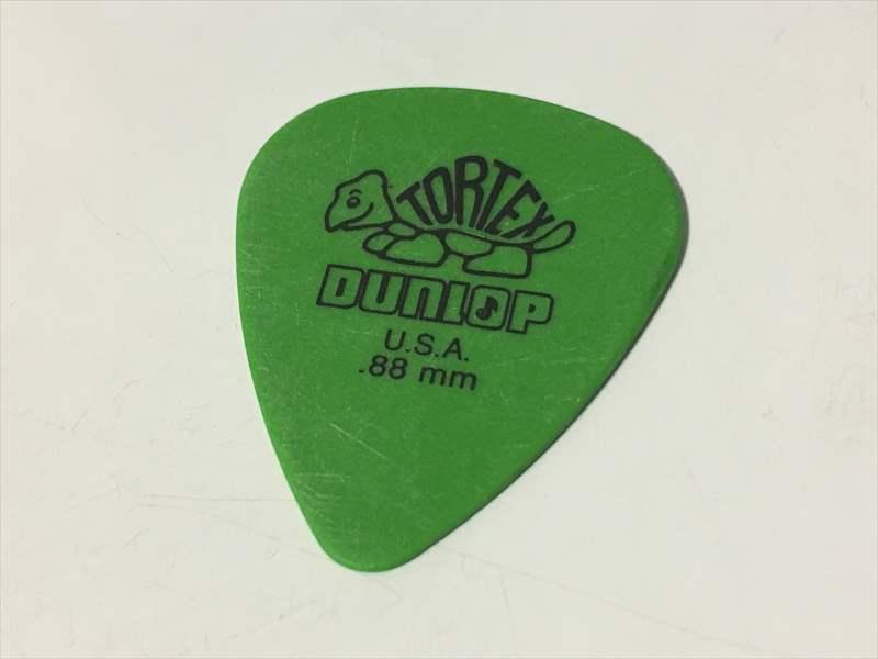 Tortex Standard 418 JIM Dunlop ギター用ピック 70円(税込)
