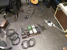 宮脇さんとシールドの弾き比べ 宮脇俊郎 氏のギターの凄さ! 知られざる〇〇の超絶テクニック!上手すぎてスゴイ!