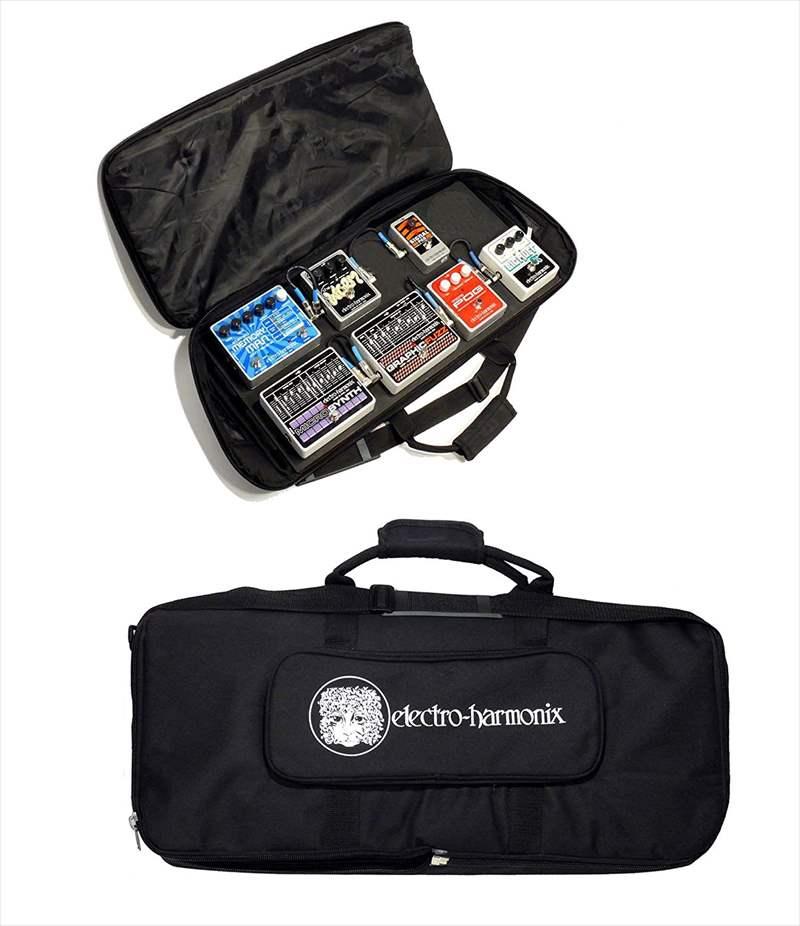 electro-harmonix エフェクターバッグ 持ち運びが楽なエフェクターバッグを選ぼう! オススメTOP10!