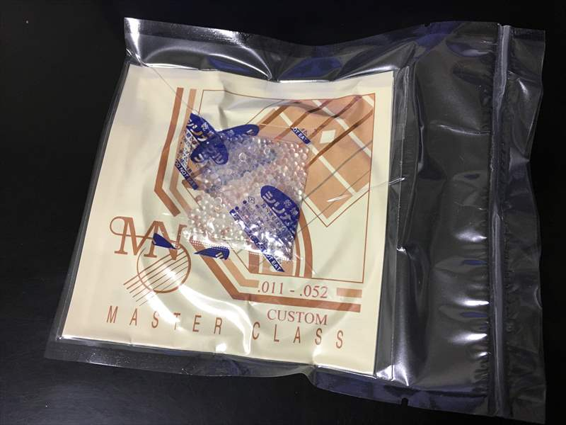 Newtone Strings 11-52 1350円(税込) Phosphor Bronze Master Class Custom