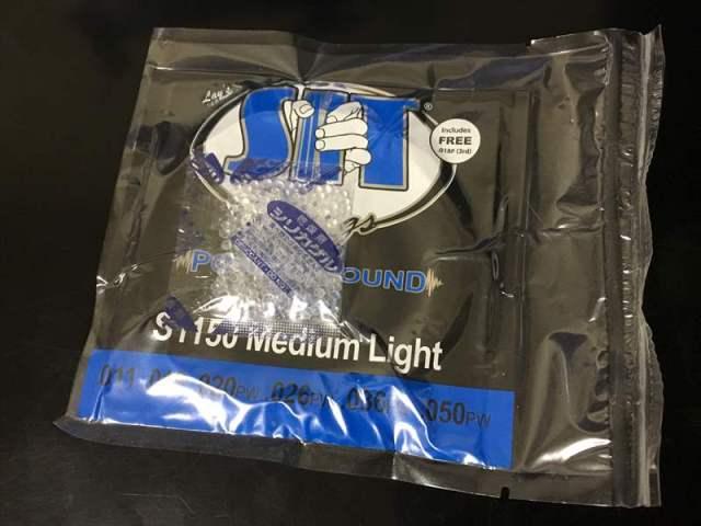 SIT Strings  S1150 11-50 Medium Light POWER WOUND
