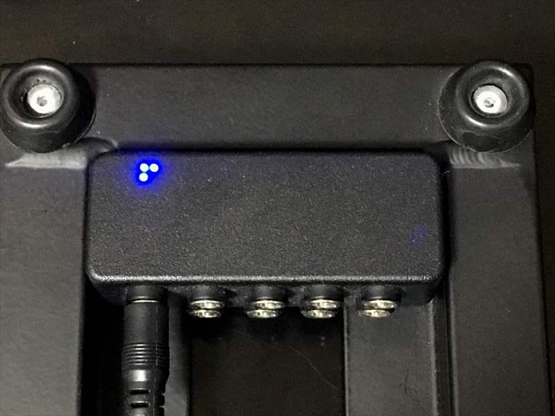 Pedaltrain Nano とパワーサプライ