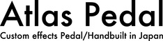 Atlas Pedal