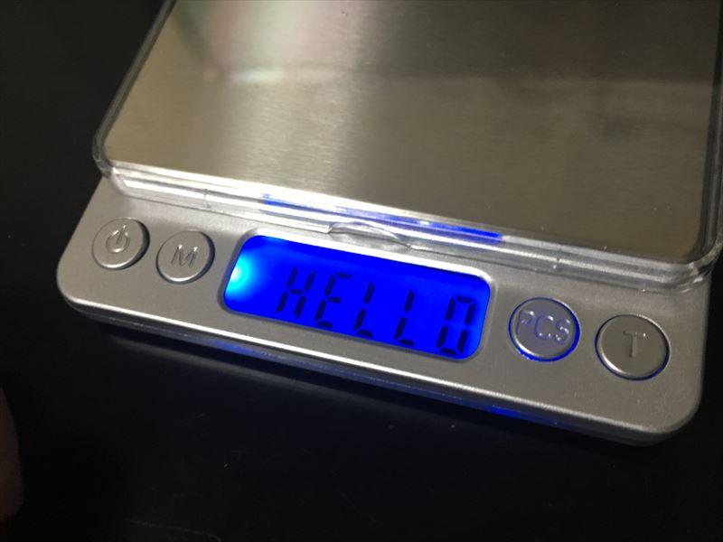 スイッチON!! デジタルスケール 【徹底解説】デジタルスケール 電子はかりが超便利! 0.1g~3000gまで測れる小さくて軽い一台は持っておきたい計り!キッチンスケールにも使えます。