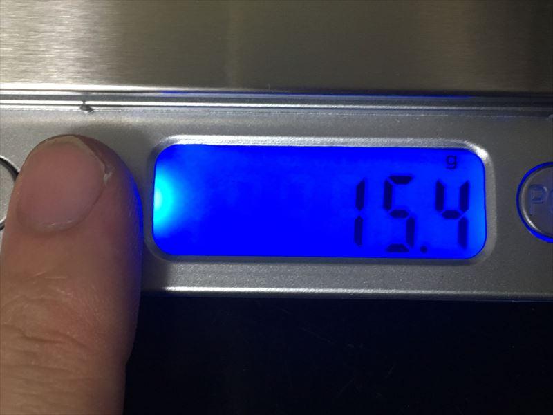 g(グラム)をデジタルスケールで量る 【徹底解説】デジタルスケール 電子はかりが超便利! 0.1g~3000gまで測れる小さくて軽い一台は持っておきたい計り!キッチンスケールにも使えます。