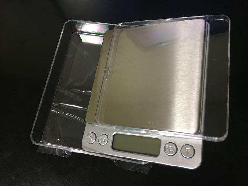 デジタルスケール クリアトレーの収納方法 【徹底解説】デジタルスケール 電子はかりが超便利! 0.1g~3000gまで測れる小さくて軽い一台は持っておきたい計り!キッチンスケールにも使えます。