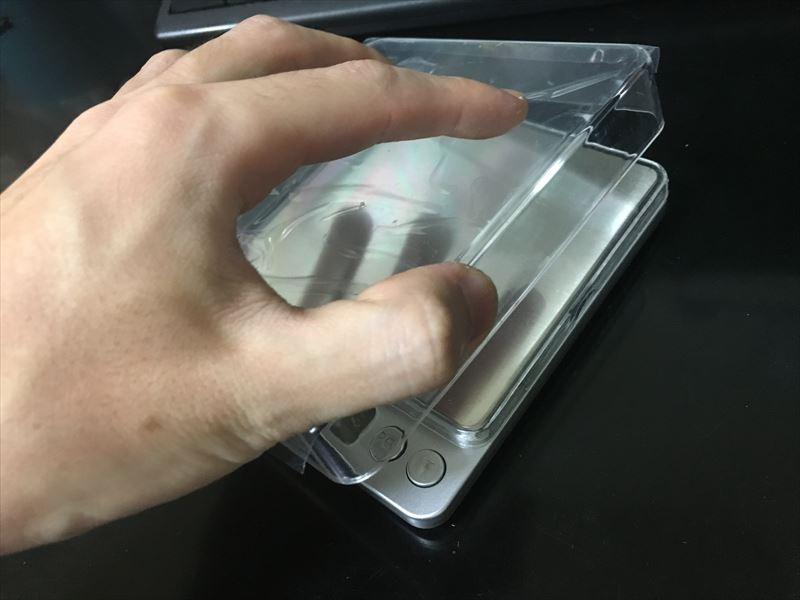 クリアトレーだけが取れます 【徹底解説】デジタルスケール 電子はかりが超便利! 0.1g~3000gまで測れる小さくて軽い一台は持っておきたい計り!キッチンスケールにも使えます。。