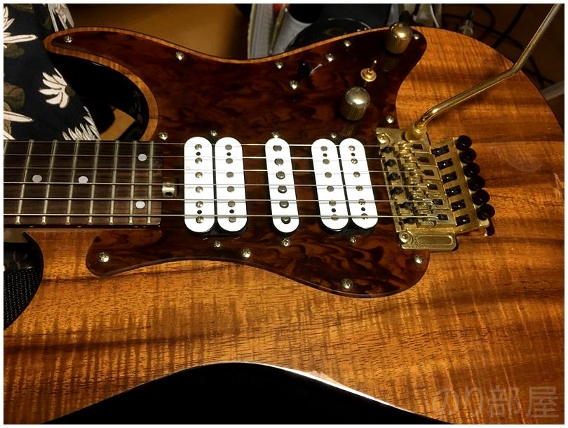 Bacchus GLOBAL Series IKEBE ORIGINAL G-CUSTOMもお気に入り【必聴】よっぺ(木村洋平)さんの新アルバムがカッコイイ!テクニカルな超絶ギターが好きな人にオススメ!機材も解説!【Yohei Kimura】