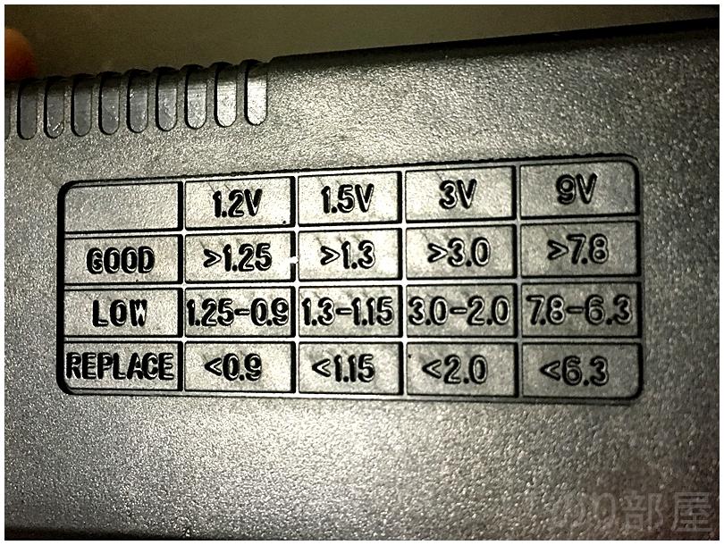 Hapurs バッテリーテスター LCD液晶画面 デジタル 乾電池やボタン電池の残量チェック 電池残量計 電池計測チェッカー【徹底解説】242円のバッテリーチェッカーが安くてオススメ! ギター・ベース・エフェクターの電池残量を確認するのに大事なバッテリーテスター!【電池チェッカー 】