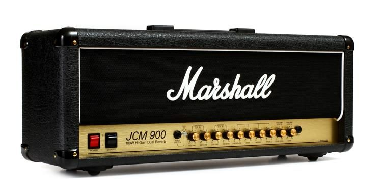 MOOER (ムーアー) Micro PreAMP 002 のコピー元のアンプは  Marshall JCM900 【徹底解析】Mooer Micro Preamp  エフェクター のコピー元一覧! 元ネタはあの名アンプ!!