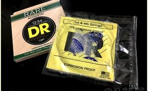【弦を錆びさせない方法】DR RARE 805円(税込) RPM12 12-54 Light アコースティックギター弦【真空パック】