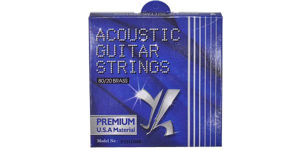 PLAYTECH Premium AGS 【111円~】安いアコースティックギター弦特集! 値段を気にせず常に新しい弦で練習できるおすすめ格安・激安アコギ弦!レビュー・感想【コーティング弦】