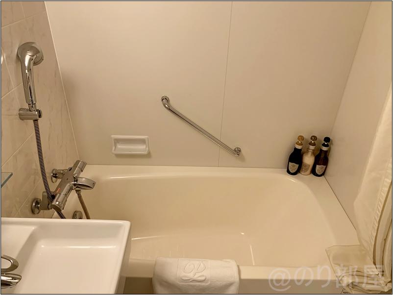 サンシャインシティプリンスホテルの部屋・客室のバスルーム・トイレ・アメニティ  【感想】サンシャインシティプリンスホテルの部屋がキレイで景色が良くてオススメ!サンシャインで遊ぶ人・家族には最高!【評価・口コミ】