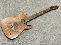 Harley Benton Fusion-T HH Roasted FNTのギターの良いところ!超オススメ! Harley Bentonのギターが圧倒的に良い!安くてコスパが良すぎました。【Fusion-T HH Roasted FNT Guitar】