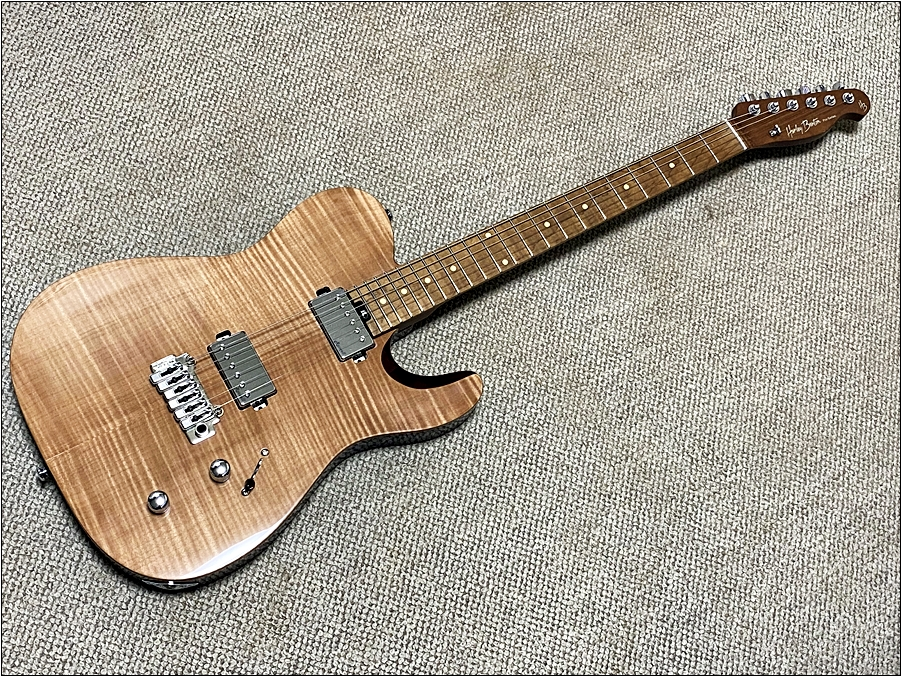 Harley Bentonのギター「Fusion-T HH Roasted FNT Guitar ハーレイベントン」が買って良かったオススメの物 2位!【2020】 2020年 本当に買って良かった・役立ったオススメの物 10選!!!