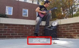 世界最速の速弾きギタリストが凄まじい!ギター速弾き世界一は「熊蜂の飛行」で決めようぜ!
