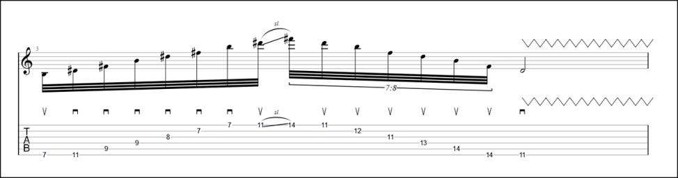 【パート別】ジョン・ペトルーシの大型6弦スウィープピッキングの練習TABジョン・ペトルーシの大型6弦スウィープピッキングを練習して上手くなる!【ギター】【TAB】ジョン・ペトルーシのギターのオススメ練習方法。速弾き・フルピッキング、スウィープ、タッピング、レガートなどバランスよく練習できます!