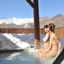 湯けむり館 露天風呂1