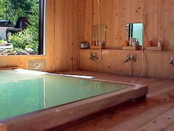 温泉民宿唐松荘 浴室