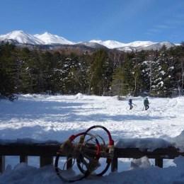 冬の牛留池2