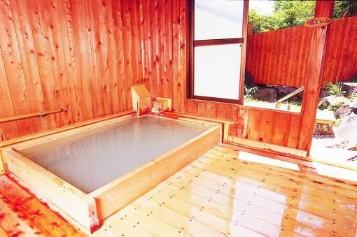 あったか温泉宿美鈴荘貸切風呂