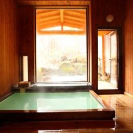 渓山荘の内湯