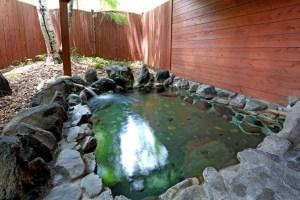 カムスの露天風呂