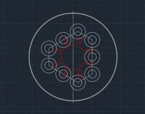 アンカーヘッドの形状