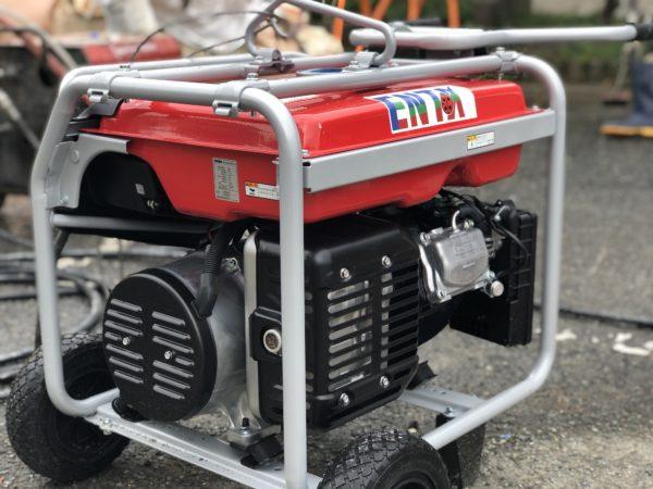 小型発電機