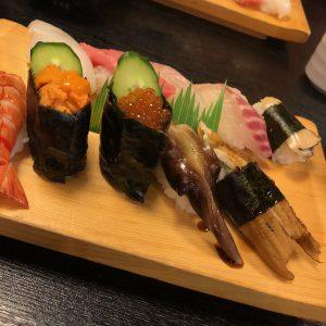 寿司 住吉真砂 ランチはお寿司 ランチ