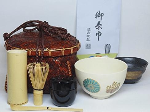 婦人画報のおかいもの 茶道 野点 セット 野点 に 必要な もの 飲み方 入れ方 茶巾 使い方 道具 茶碗 保存 通販