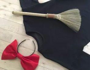 ハロウィン 子供 大人 仮装 簡単 安い 100均 キキ 手作り 女の子 男の子