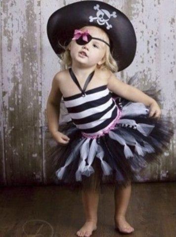 ハロウィン 子供 大人 仮装 簡単 安い チュチュ 女の子 海賊
