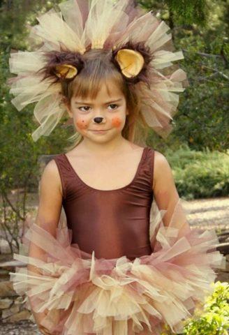 ハロウィン 子供 大人 仮装 簡単 安い チュチュ ライオン