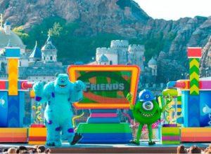 東京ディズニーシー ピクサー・プレイタイム  2019 お土産 グッズ フード スーベニア ステージショー