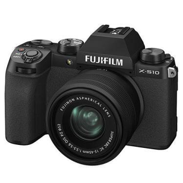 富士フイルム「X-S10」のスペックを確認 富士フイルムのVlogカメラか?