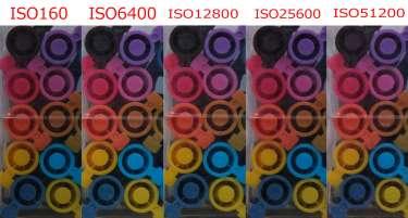 X100Vの高感度耐性を検証。ISO上げても耐えられるのか?