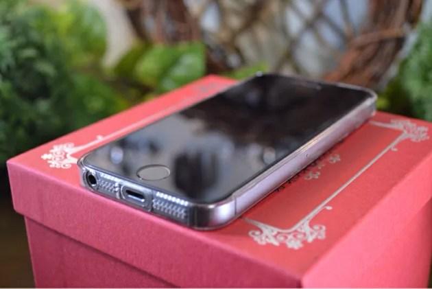 パワーサポートエアージャケットセットiPhone5s3