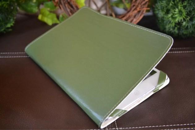 iPad miniの超軽量カバー装着7