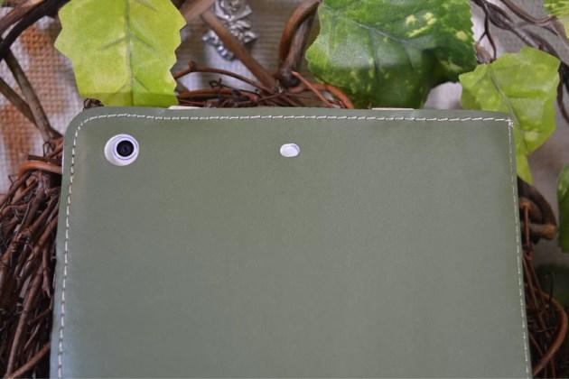 iPad miniの超軽量カバー装着3