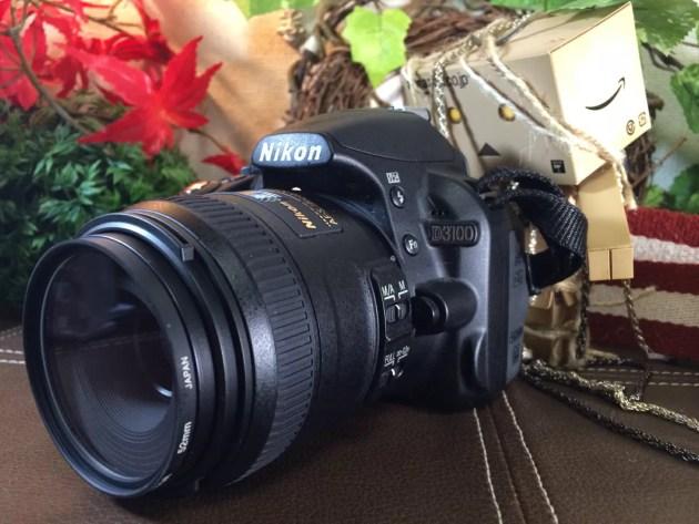 NIKON AF-S DX Micro NIKKOR 40mm f/2.8G表紙