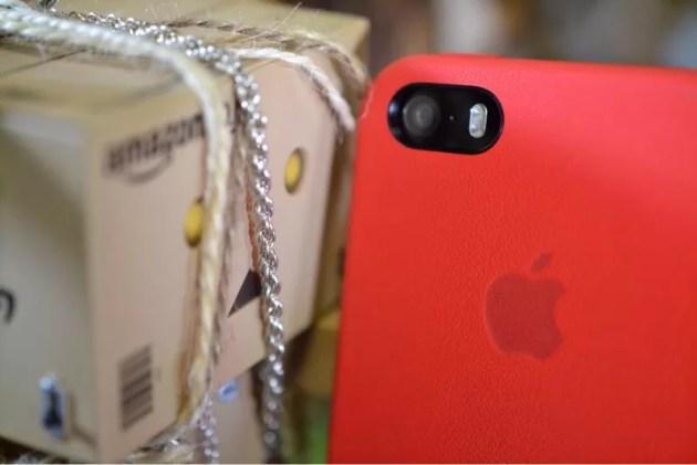 Apple純正iPhone5sケースはなかなか完成度高いと思う。