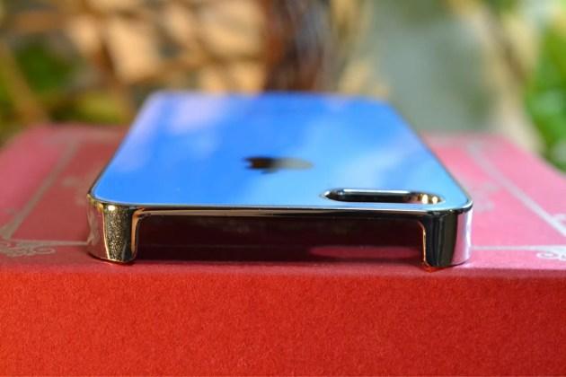 Appleマーク入りのiPhone5sケース6