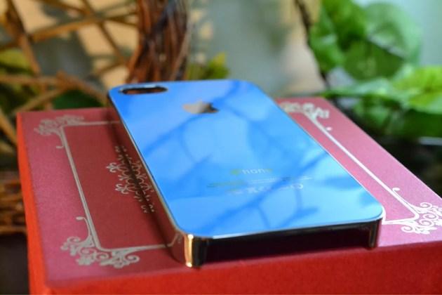 Appleマーク入りのiPhone5sケース3