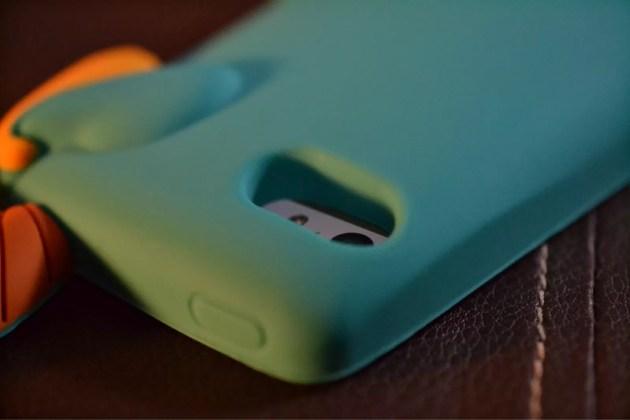 フィニアスとファーブのペリーiPhone5sケースボリューム感5