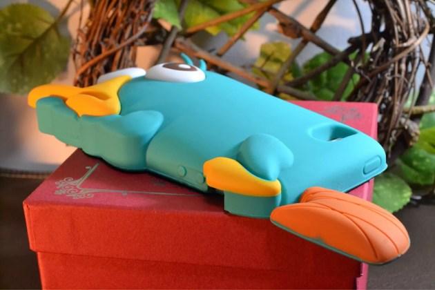 フィニアスとファーブのペリーiPhone5sケース8