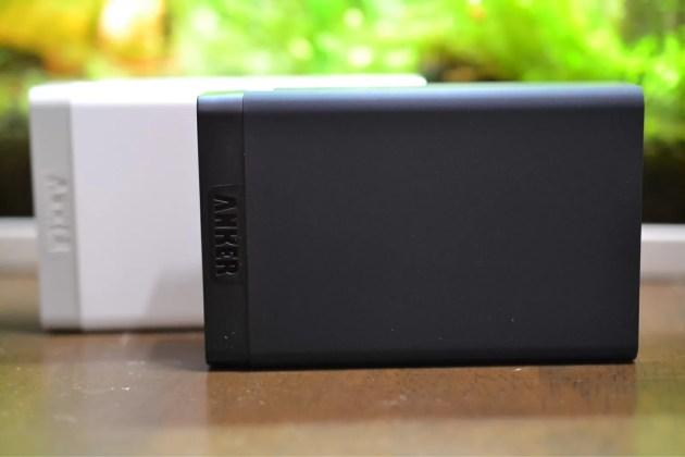 Anker5連USB急速充電器ブラックorホワイト2