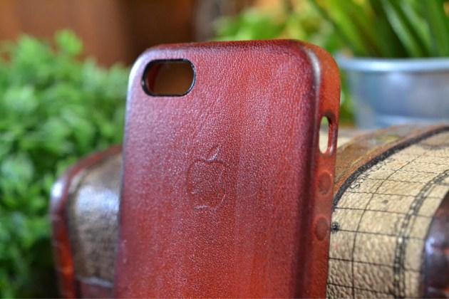 りんご飴になったApple純正iPhone5sケース3